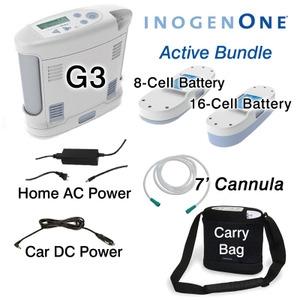 Mobilus eguonies koncentratorius InogenOne